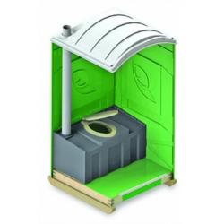 Фото 1. Туалетные кабины пластиковые цена