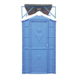 Фото 1. Туалетно-душевая кабина