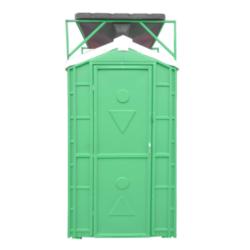 Фото 2. Туалетно-душевая кабина
