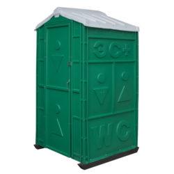 Фото 1. Туалетная кабина Эконом