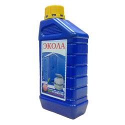 Жидкость для туалета Экола 006
