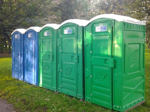 Фото 1. Купить мобильные туалетные кабины