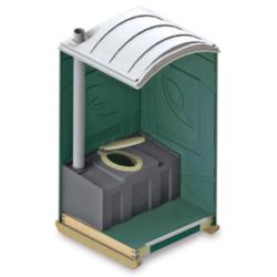 Фото 1. Биокабина туалетная цена