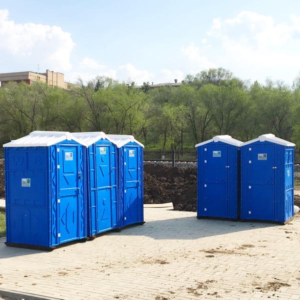Аренда туалетных кабин 5500 руб, пластиковых туалетов кабинок, мобильных  биотуалетов - БиоЭкоСистемы