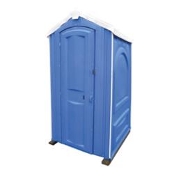 Фото 1. Туалетная кабина Люкс